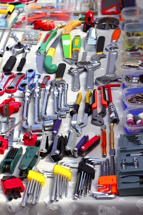 image of so many tools