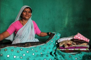 image-of-Kasturi-Kalmaddi- Sari-Business- Owner-Milaap.org